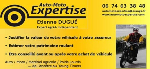 DUGUE AUTO MOTO EXPERTISE